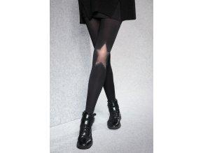Punčochové kalhoty GATTA Flash and Black 01