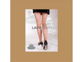 Punčochové kalhoty Boma Lady tights 15 den béžová