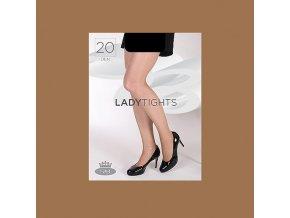 Punčochové kalhoty Boma Lady tights 20 den daino