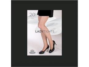 Punčochové kalhoty Boma Lady tights 20 den fumo
