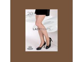 Punčochové kalhoty Boma Lady tights 20 den castoro