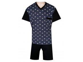Pánské Pyžamo Krátké FOLTÝN PK 295
