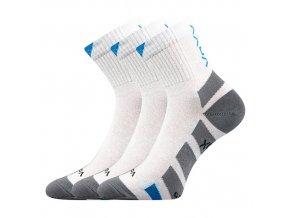 Ponožky VoXX 3 kusy v balení Gastl bílá