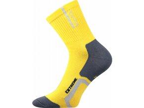 Ponožky VoXX Josef žlutá