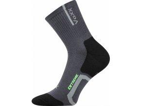 Ponožky VoXX Josef tmavě šedá