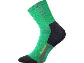 Ponožky VoXX Josef zelená