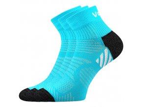 Sportovní Ponožky VoXX 3 kusy v balení Raymond tyrkys