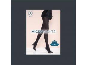 Punčochové kalhoty Boma Micro Tights 100 den Grafit