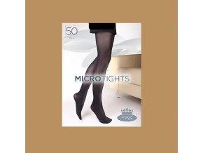 Punčochové kalhoty Boma Micro Tights 50 den beige