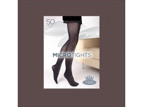 Punčochové kalhoty Boma Micro Tights 50 den Clay