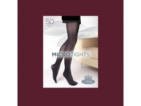Punčochové kalhoty Boma Micro Tights 50 den Beet Red
