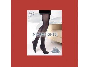 Punčochové kalhoty Boma Micro Tights 50 den marsala