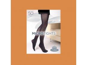 Punčochové kalhoty Boma Micro Tights 50 den oak buff