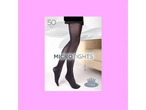 Punčochové kalhoty Boma Micro Tights 50 den bodacious