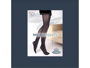 Punčochové kalhoty Boma Micro Tights 50 den blue jeans