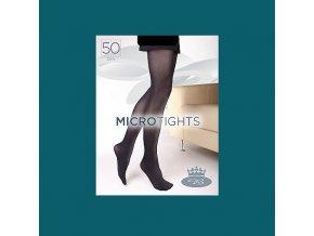 Punčochové kalhoty Boma Micro Tights 50 den biscay bay