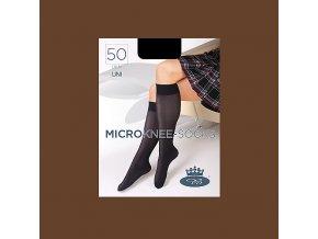 Podkolenky Boma MICRO knee socks 50 DEN nuage