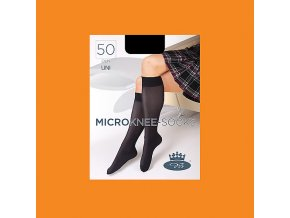 Podkolenky Boma MICRO knee socks 50 DEN autumn glory