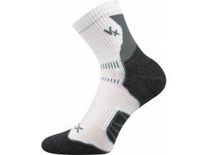 Cyklistické Ponožky VoXX Falco bílá