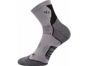Cyklistické Ponožky VoXX Falco šedá