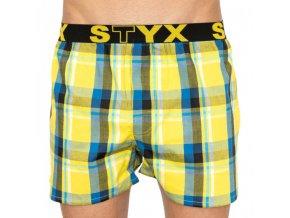 Pánské Trenýrky Styx Sport B805