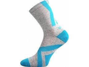 Sportovní Ponožky VoXX Jeff 01 světle šedá