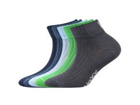 Dětské ponožky 5 párů v balení VoXX Setra mix B