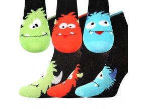Dětské ponožky 3 kusy v balení Boma Bubu