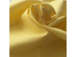 Plátno Světle Žlutá artikl 200