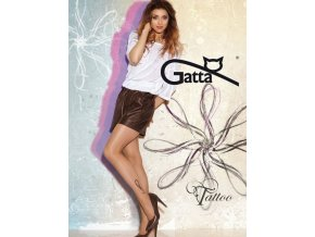Punčochové kalhoty GATTA Tattoo 23