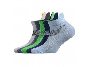 Dětské ponožky 5 kusů v balení VoXX Iris mix kluk