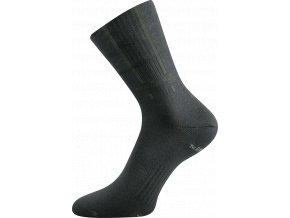 Zdravotní Sportovní Ponožky VoXX Mission tmavě šedá