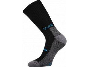 Bambusové Sportovní Ponožky VoXX Bomber černá