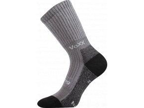 Bambusové Sportovní Ponožky VoXX Bomber tmavě šedá