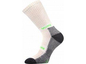 Bambusové Sportovní Ponožky VoXX Bomber režná