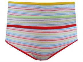 Dívčí Spodní Kalhotky 3 kusy v balení NOVIA NK28