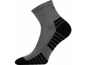 Sportovní Ponožky VoXX Belkin tmavě šedá