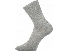 Zdravotní ponožky VoXX Corsa šedý melír