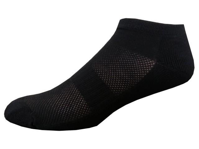 Sportovní Ponožky NOVIA Sport Collection Poloplyš černá Velikost: 38-40