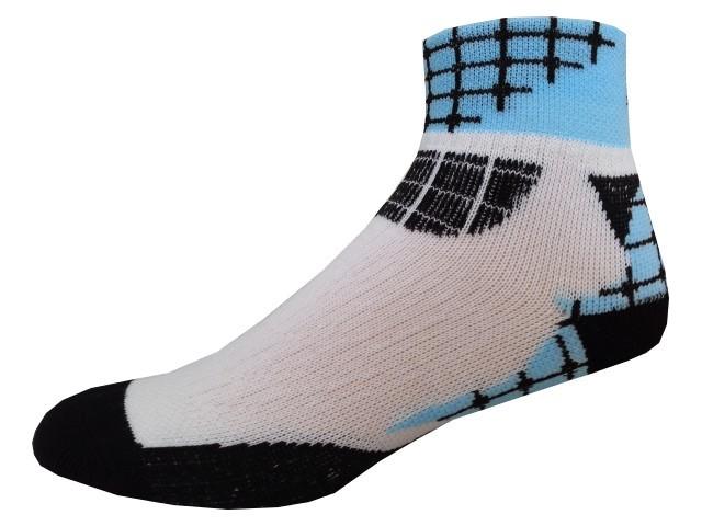 Sportovní Ponožky NOVIA Sport Collection Ride modrá Velikost: 44-45