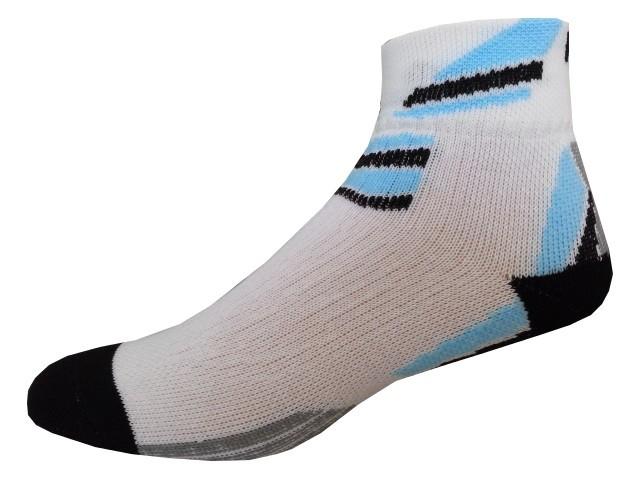 Sportovní Ponožky NOVIA Sport Collection Total modrá Velikost: 44-45