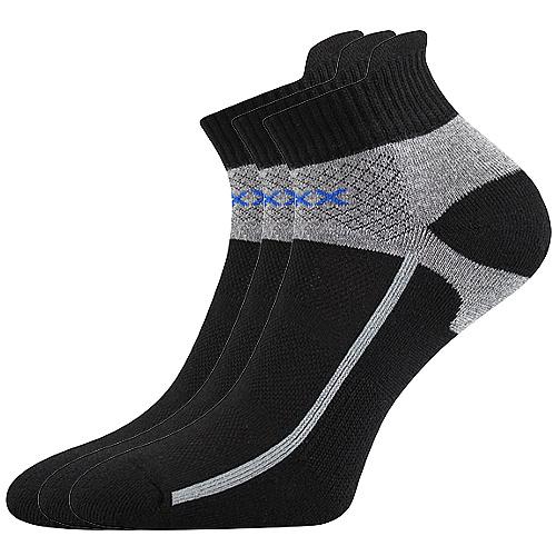 Sportovní Ponožky VoXX Glowing černá Velikost: 39-42
