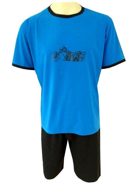 Pánské Pyžamo Krátké FOLTÝN PK 59 Velikost: 2XL