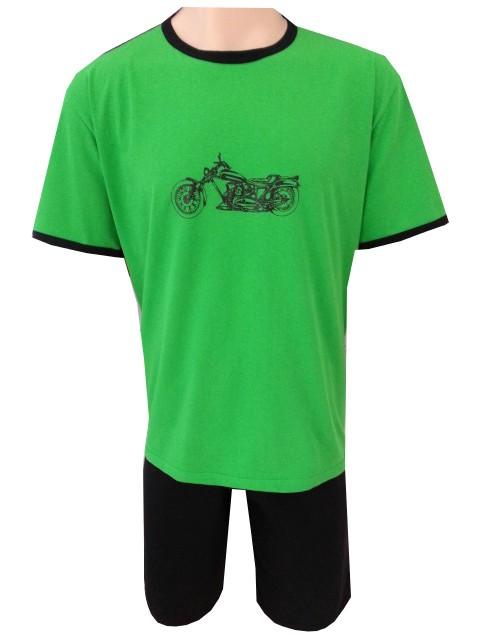 Pánské Pyžamo Krátké FOLTÝN PK 55 Velikost: 2XL