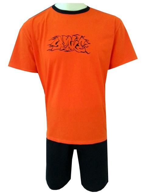 Pánské Pyžamo Krátké FOLTÝN PK 54 Velikost: 2XL