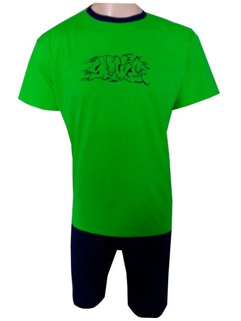 Pánské Pyžamo Krátké FOLTÝN PK 53 Velikost: 2XL