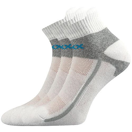 Sportovní Ponožky VoXX Glowing bílá Velikost: 39-42