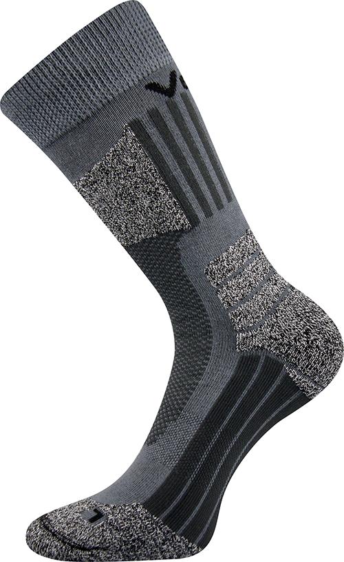 Sportovní Ponožky VoXX Egoist šedá Velikost: 46-48