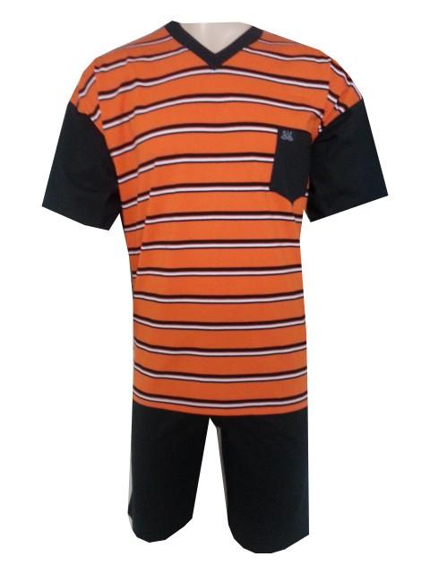 Pánské Pyžamo Krátké FOLTÝN PK 44 Velikost: 2XL