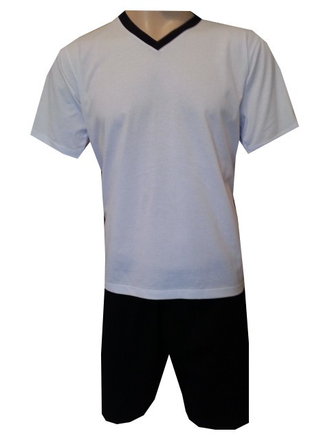 Pánské Pyžamo Krátké FOLTÝN PK 35 Velikost: 2XL